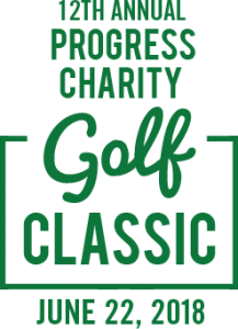 2018 Charity Golf Tournament Logo