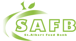 St Albert Food Bank Logo