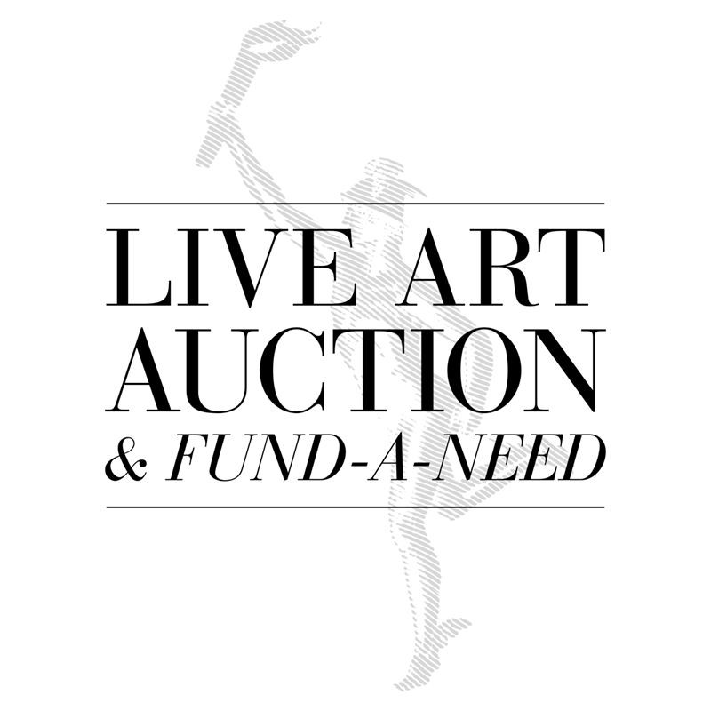 Live Art Auction Gala Logo