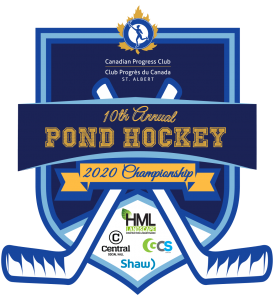 Pond Hockey Championship Logo 2020
